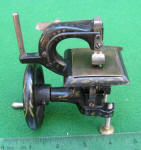 Hook Patent Sewing Machine