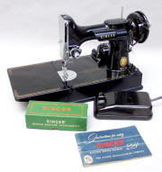 Singer Featherweight Model 221